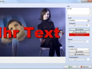Bildbearbeitungssoftware