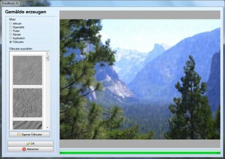 Programm zum Bilder bearbeiten
